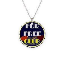 FUR FREE CLUB2 Necklace