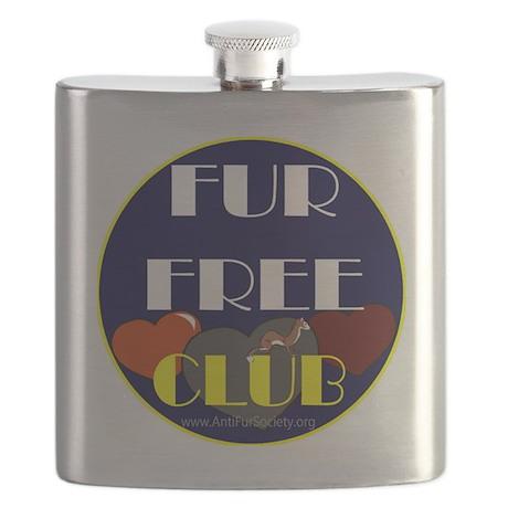 FUR FREE CLUB2 Flask