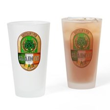 Sheehan's Irish Pub Drinking Glass