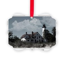 Point Iriquois Lighthouse Ornament