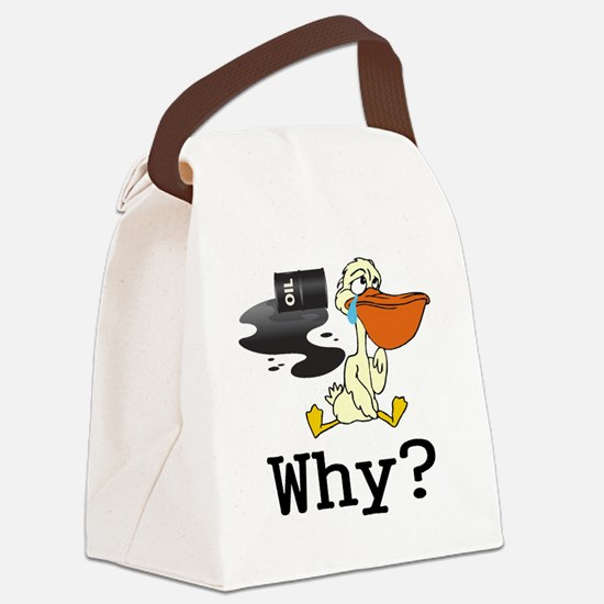 why Canvas Lunch Bag