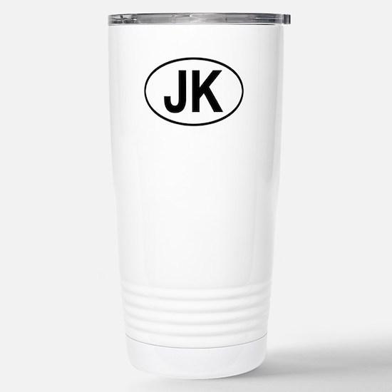 jeep jk Stainless Steel Travel Mug