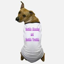 doubleblessing1 Dog T-Shirt