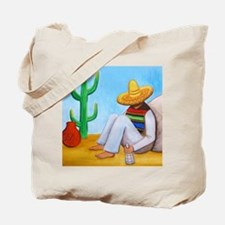 Mexican siesta Tote Bag