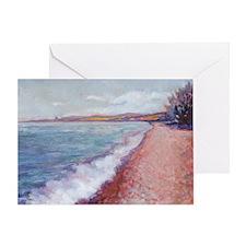 LGP Beach Greeting Card