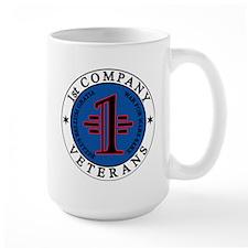 1st Company Veterans' Mugs