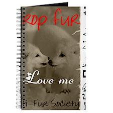 DROP FUR LOVE ME Journal
