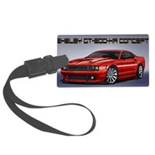 Shelby_Mustang_Concept Luggage Tag