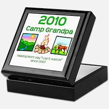 cg2010front Keepsake Box