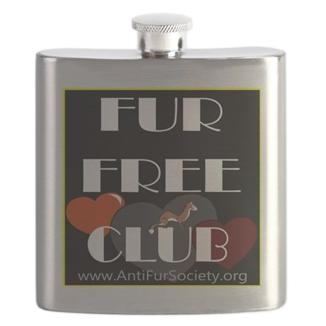 FUR FREE CLUB4 Flask