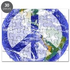 Peace on Earth (Progressive) Puzzle