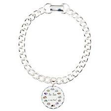 TeaTime Clock Bracelet