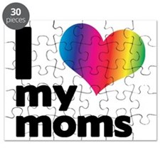 i love my moms Puzzle