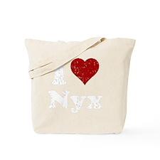 heartnyx_white Tote Bag