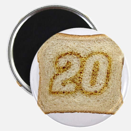 sliced bread Magnet