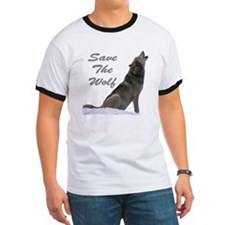 save the wolf T