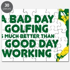 A Bad Day Golfing Puzzle