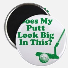 Does My Putt Look Big In This Magnet