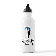 Golf Dad Water Bottle