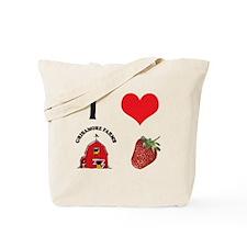 5x7_bib2 Tote Bag