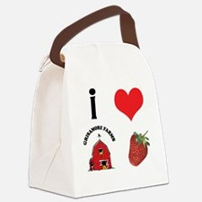 5x7_bib2 Canvas Lunch Bag