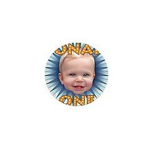 Jonah BDay Artwork2 Mini Button