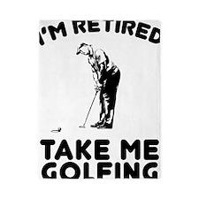 Take Me Golfing Twin Duvet