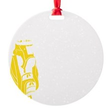 Whos Your Caddy copy Ornament