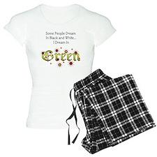 Dream-Green lg Pajamas