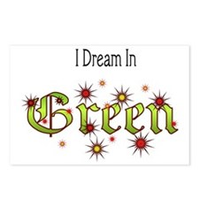 Dream-Green2 Postcards (Package of 8)