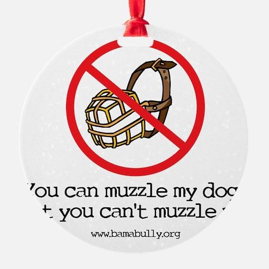 Muzzle Ornament