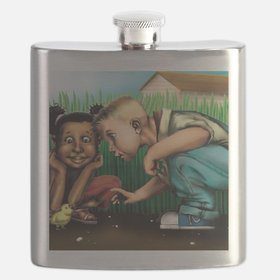 Lost  Found Flask