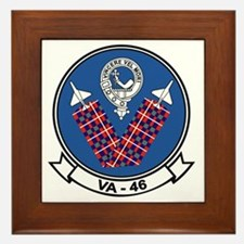VA-46 Framed Tile