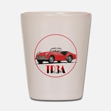 TriumphTR3A-C8trans Shot Glass
