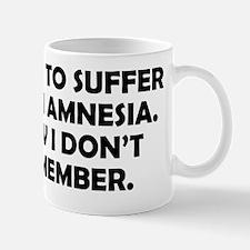 I used to suffer W Mug