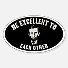 lincoln-excellent-CAP Decal