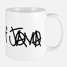 A Cup of JAVA Mug
