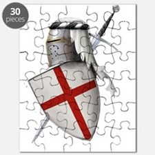 shield of st gerge Puzzle