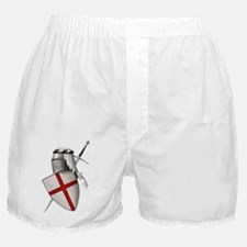shield of st gerge Boxer Shorts