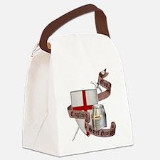 2-knights templar non nobis st ge Canvas Lunch Bag