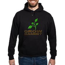 growDammitLite Hoody