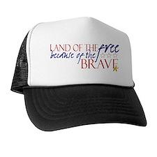 landofthefree Trucker Hat