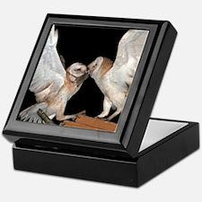 Mouse Handoff Keepsake Box