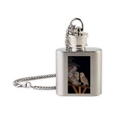 Group Shot Flask Necklace