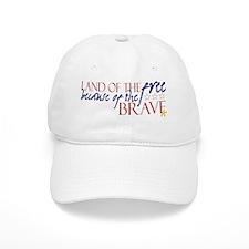 landofthefreecenter Baseball Cap
