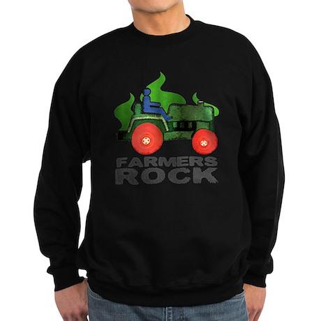 farmersRockLite Sweatshirt (dark)