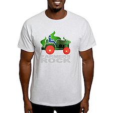 farmersRockDark T-Shirt
