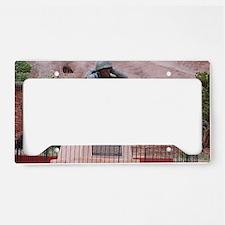 06 11 10 015 License Plate Holder