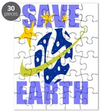 SAVE EARTH Puzzle