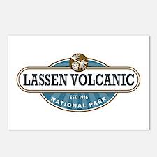 Lassen Volcanic National Park Postcards (Package o